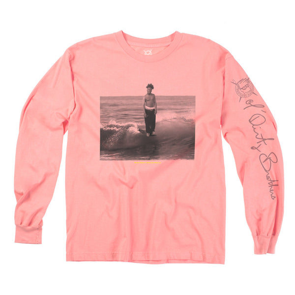 ODB LONG SLEEVE (PEACH)