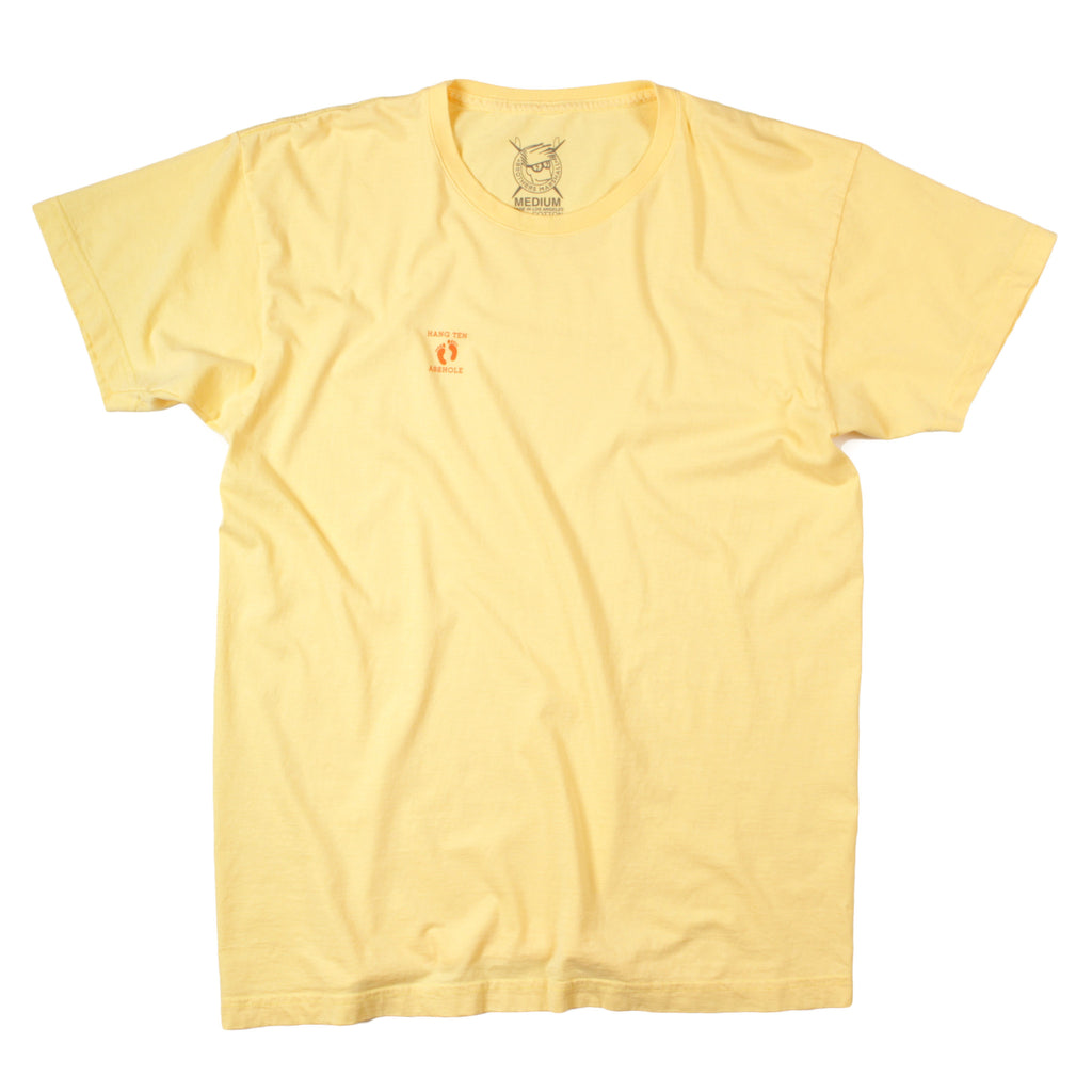 Hang Ten Tee (Butter)