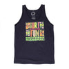 Surf 4 Fun Tank Top (Navy)