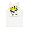 Head Tank Top (White)