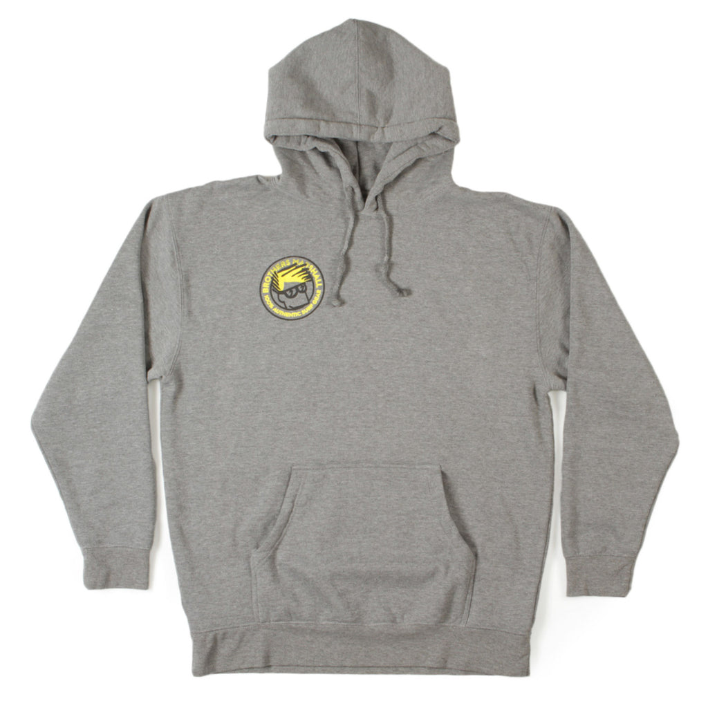100% Pullover Fleece (Heather)