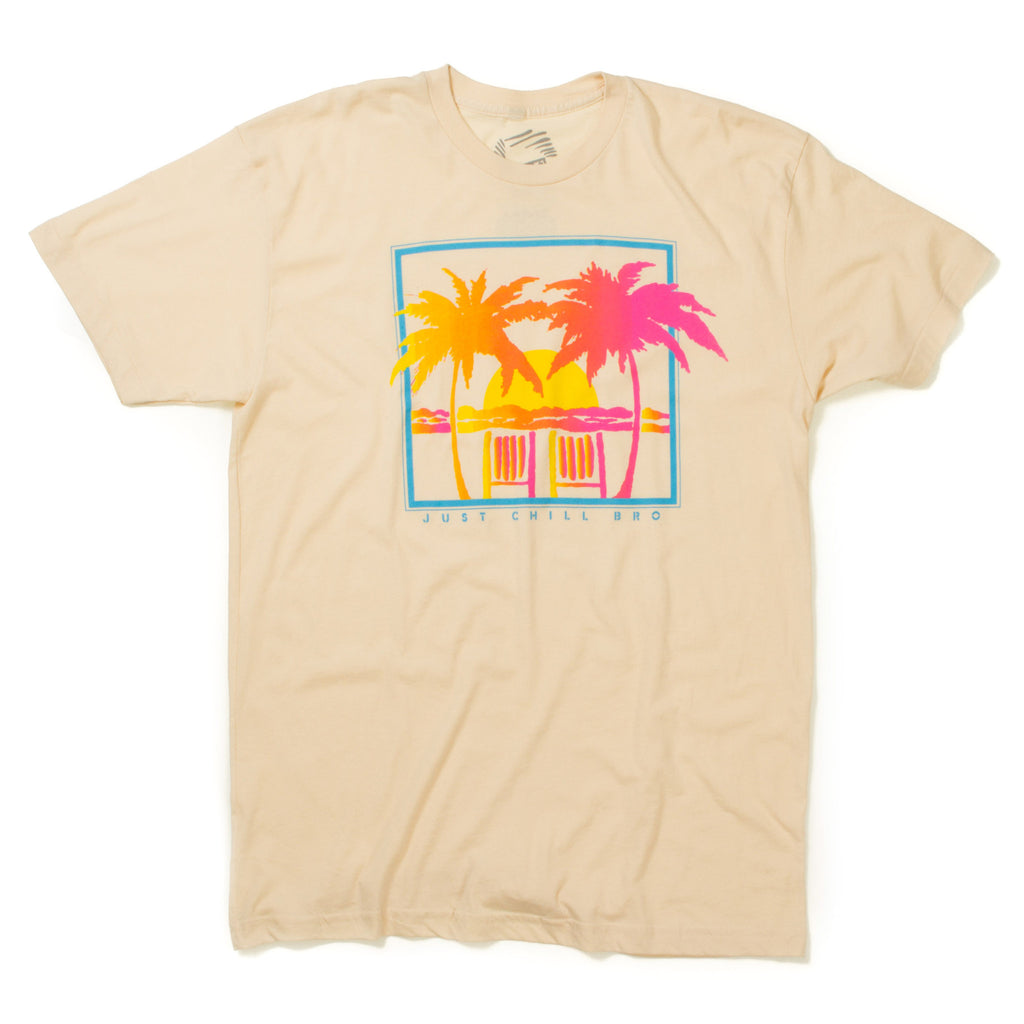 Just Chill Tee (Creme)