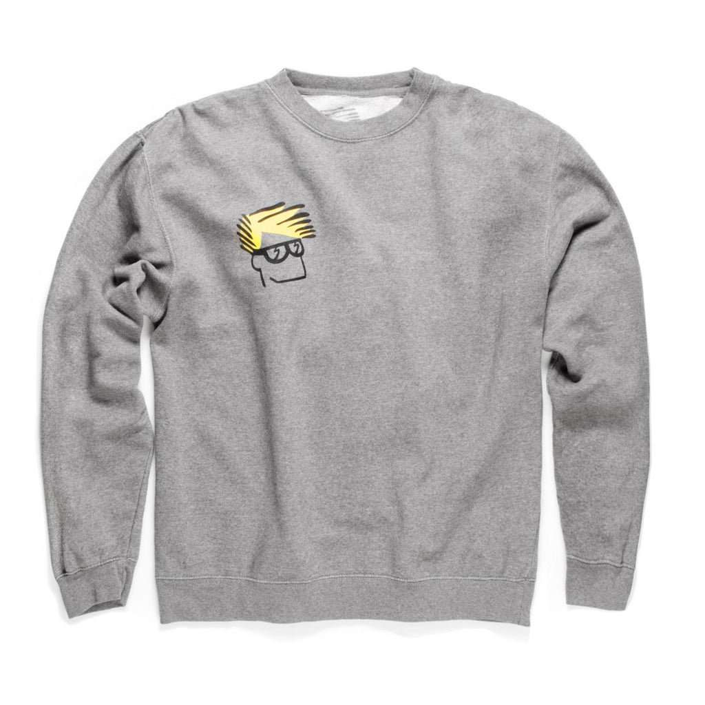 Head Crewneck (Heather)