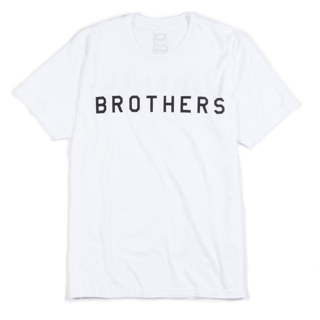 Brothers Tee (White)