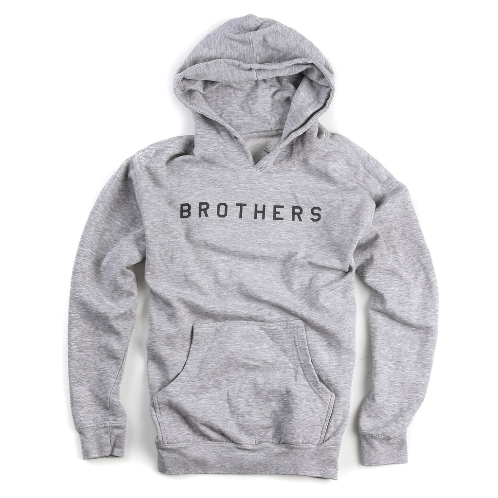 Brothers Pullover Fleece (Athletic Heather)
