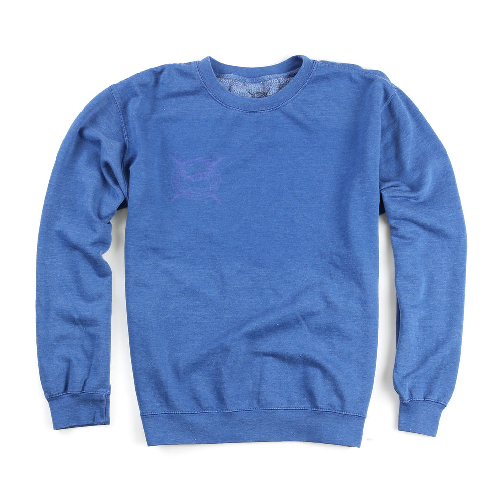 Boardhead Crew (Royal Blue Heather)