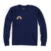 Rainbro Long Sleeve Shirt (Navy)