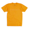 Glassel Tee (Overdyed Orange)