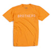 Brothers Tee (Overdyed Orange)