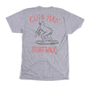 Clubman Tee (Tri Blend Heather)