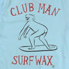 Clubman Tee (Light Blue)