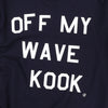 Off My Wave Long Sleeve Shirt (Navy)