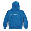 Brothers Stencil Pullover Fleece (Teal)