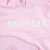 Brothers Stencil Pullover Fleece (Sunburn)