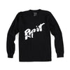 Rip It Long Sleeve Tee (Charcoal)