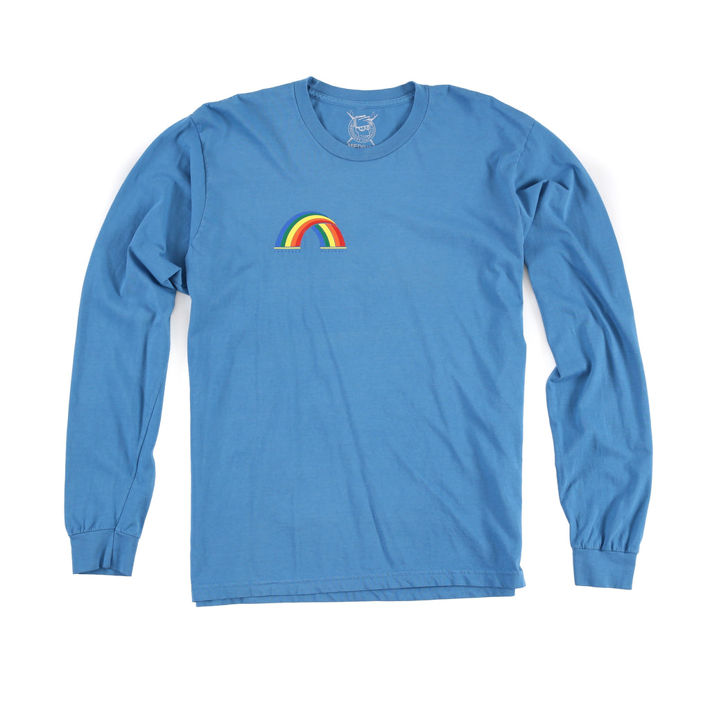 Rainbro Long Sleeve Tee (Atlantic)