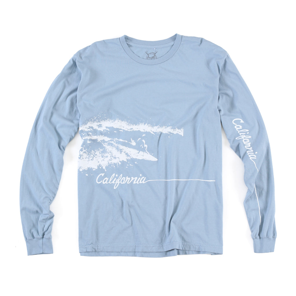 Cali Long Sleeve Tee (Pacific)