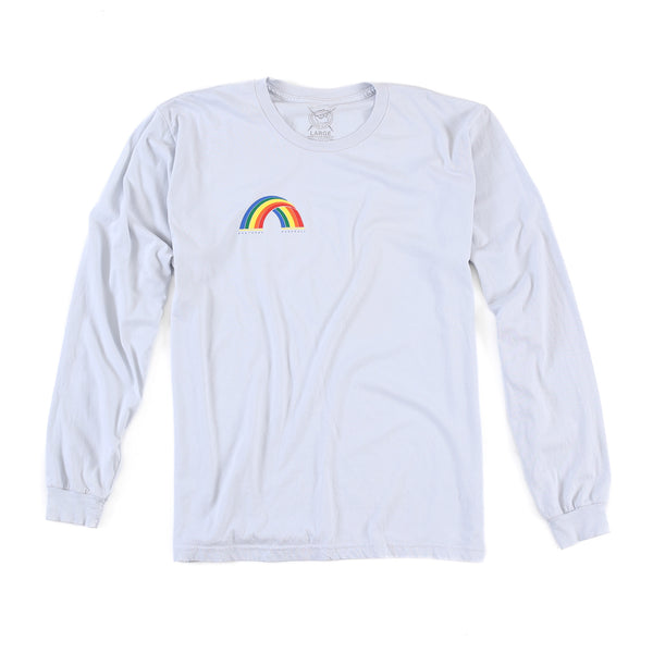 Rainbro Long Sleeve Tee (Silver)