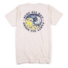 Party All Night Tee (Cream)