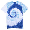 Shred Till You're Dead Tee (Blue Tie Dye)