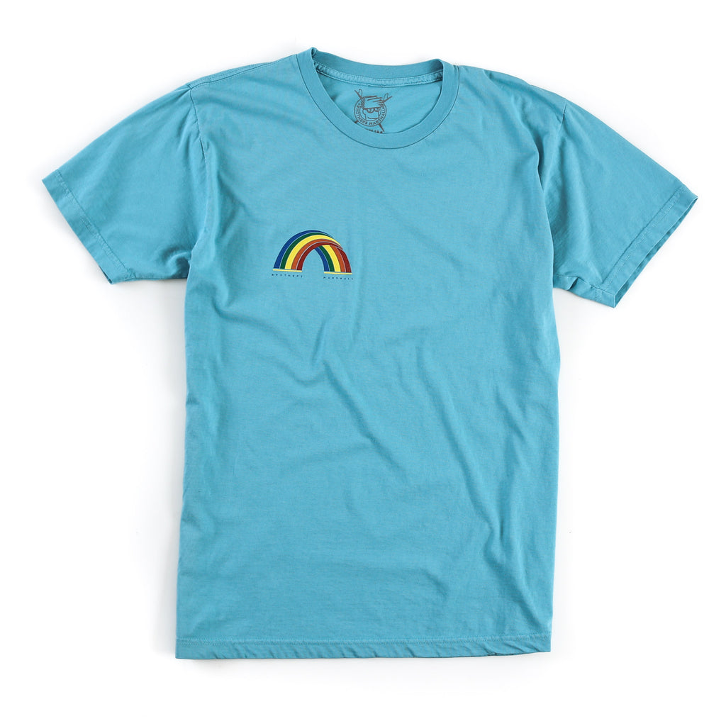 Rainbro Tee (Teal)