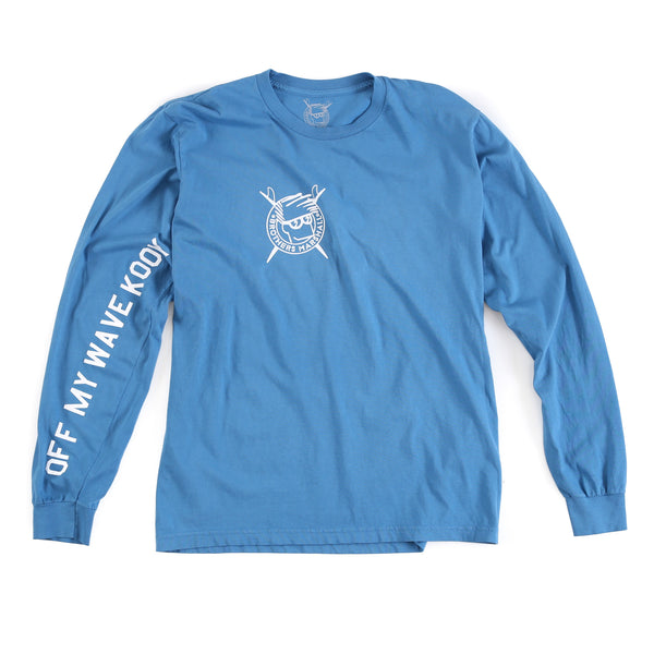Off My Sleeve Long Sleeve Tee (Atlantic)