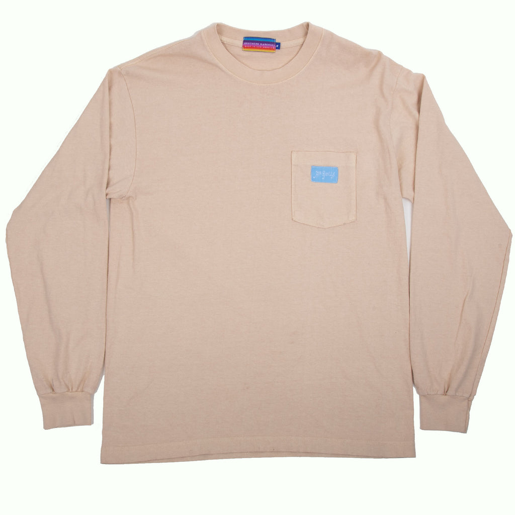 BEGULLS DORA POCKET LONG SLEEVE