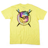 Board Head Tee (Yellow)