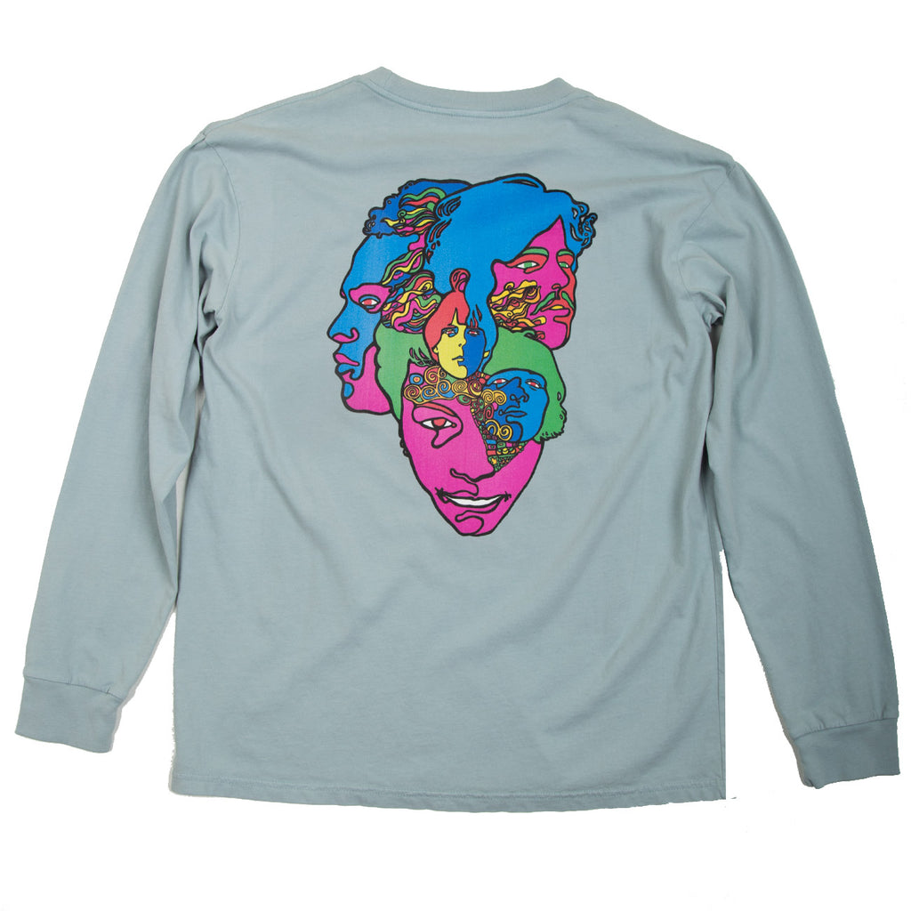 LOVE FOREVER CHANGES LONG SLEEVE (GRAY MIST)