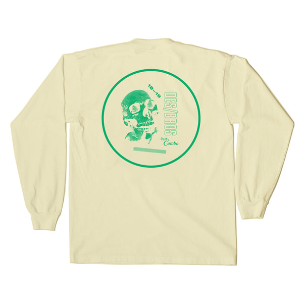 BRO X DES PARTY COMBO LONG SLEEVE BUTTER