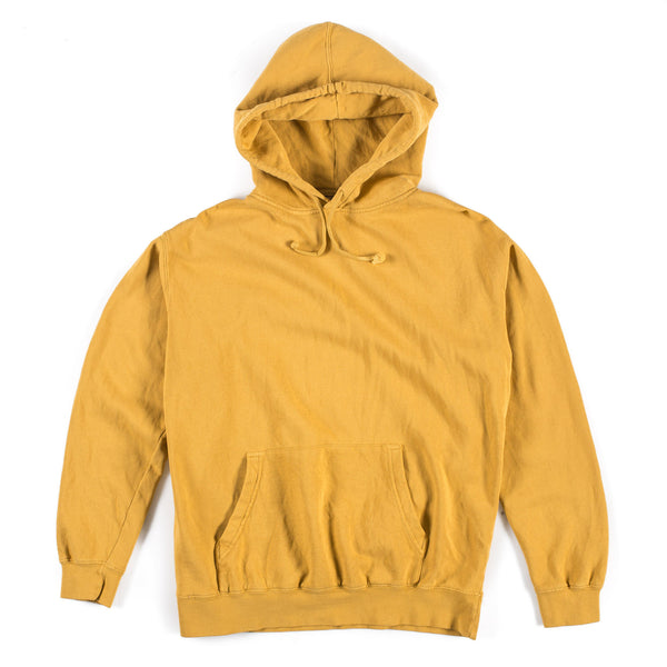 First Point Hoodie (Sunfade Gold)