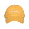 Off My Wave Hat (Yellow)