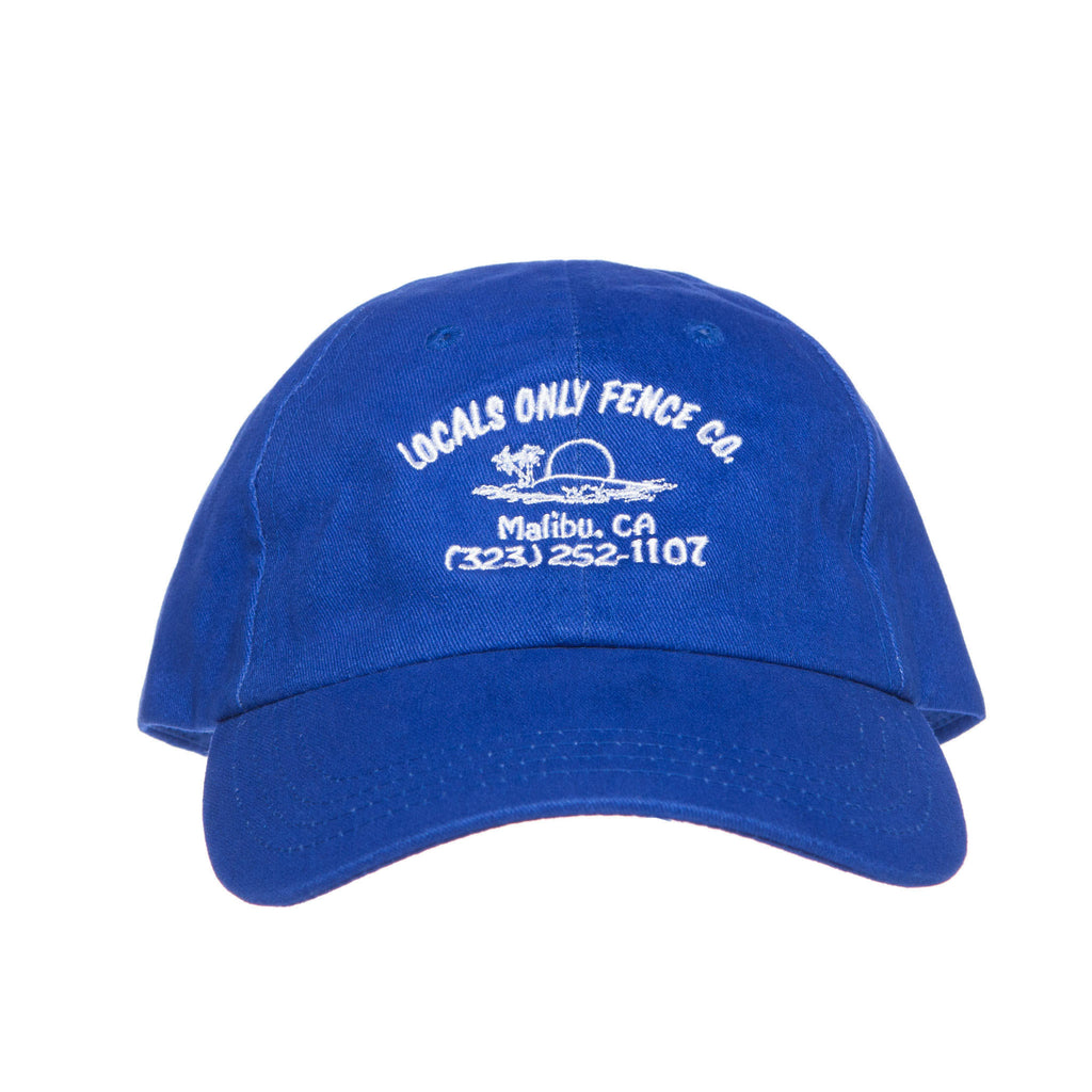 Locals Only Fence Co Hat (Atlantic)
