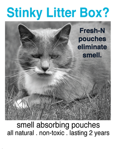Pet Fresh-N Pouches