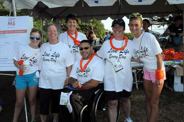 2012 MS Challenge Walk Team SureHands