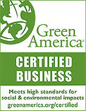 Live Life Every Day - Certified Green Business By Green America