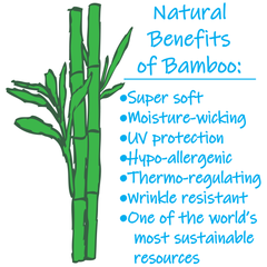 Live Life Every Day - Bamboo Clothing Benefits