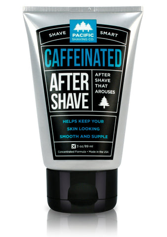 Pacific Shaving Company Caffeinated Aftershave - 101 ml