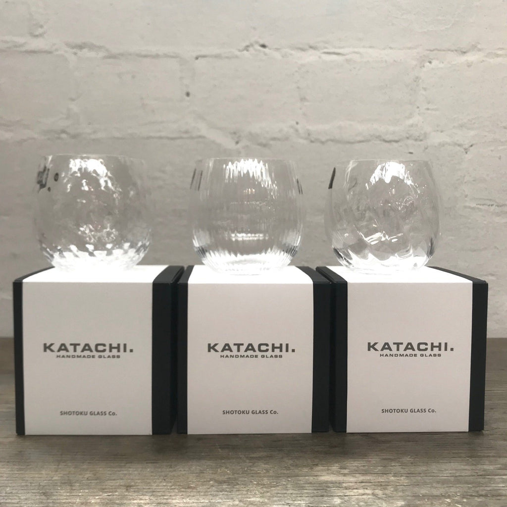 KATACHI: Q glass