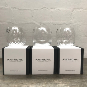 KATACHI: Q glass - CIBI