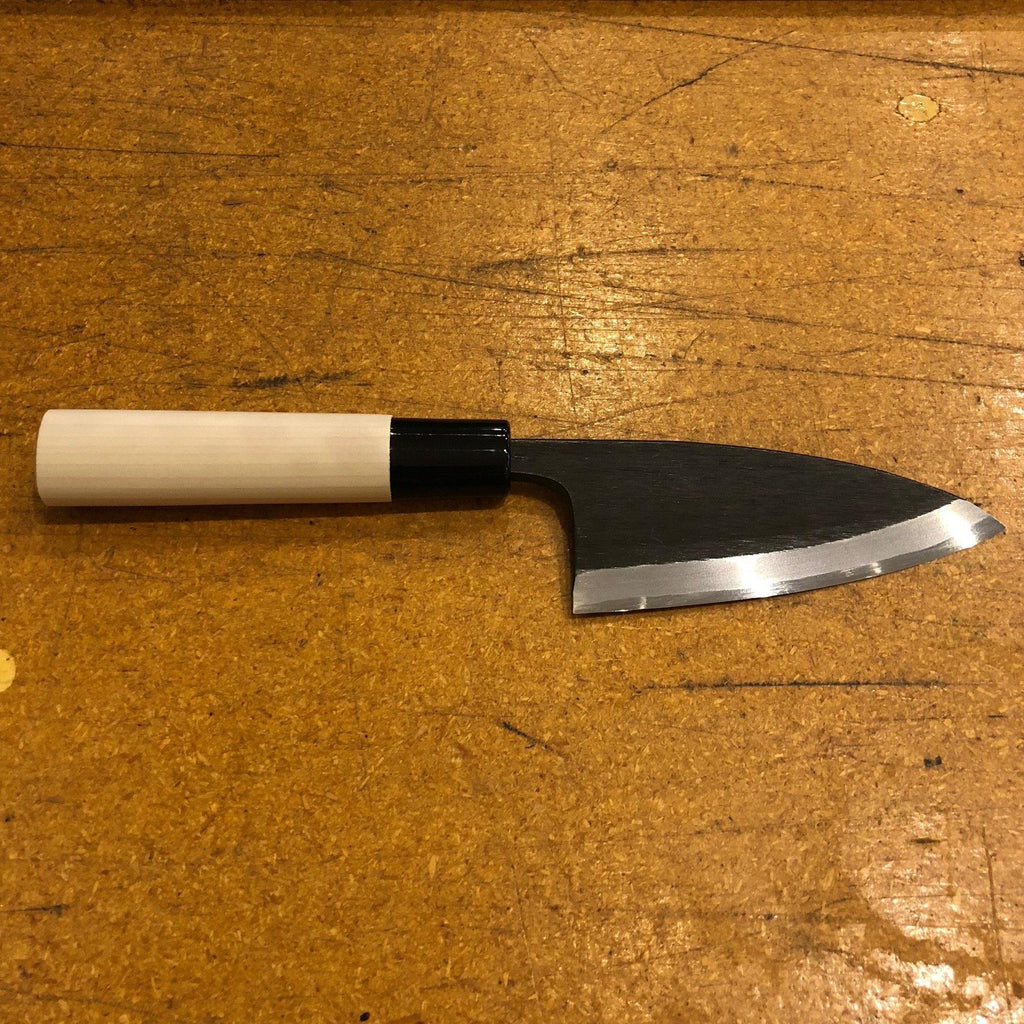 Mackerel Knife Black Blade
