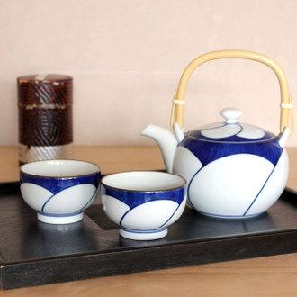 Japanese Plum Tea Set