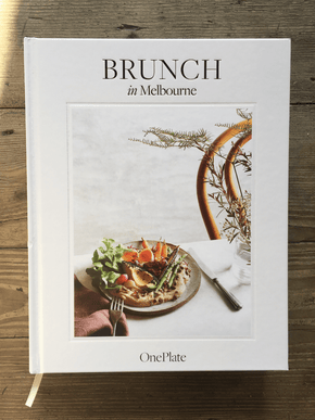 Book - BRUNCH in Melbourne - CIBI