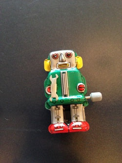 Tiny Robot Green