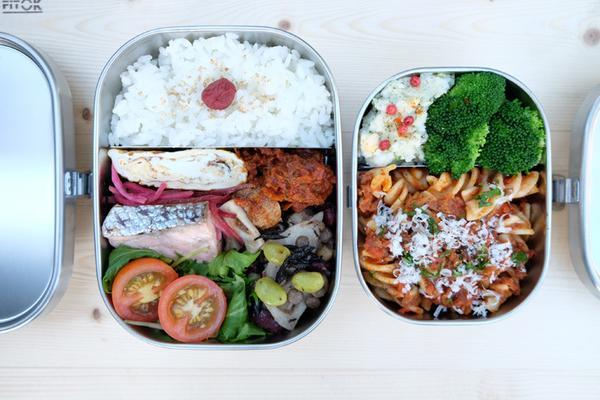 SS Bento Box Small