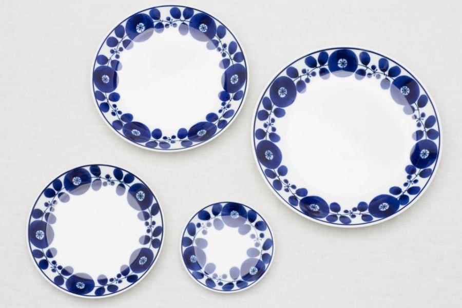 CIBI Blossom Plate medium