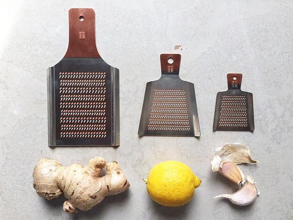Copper Grater Medium