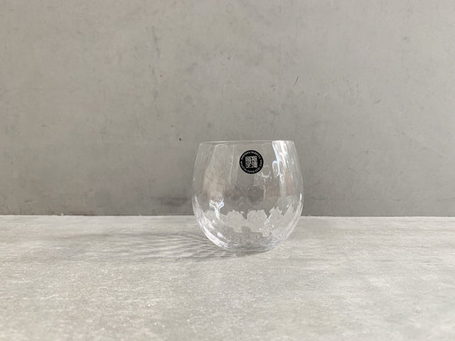 KATACHI: Q glass - CIBI Shotoku Glass