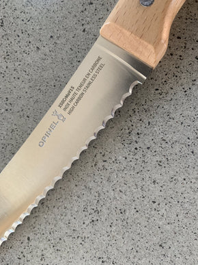 Opinel No116 Bread Knife 21cm - CIBI