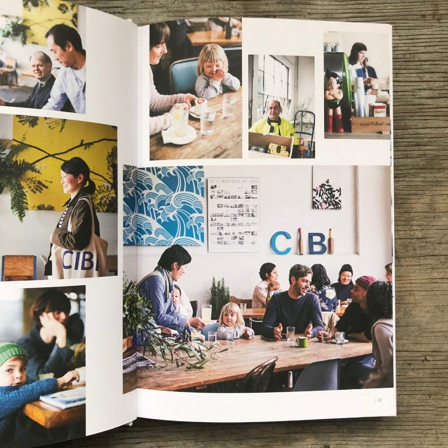 Book - CIBI COOK BOOK - CIBI CIBI